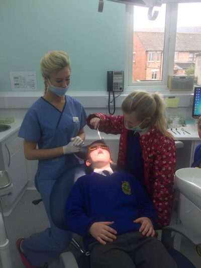 The Dentists of the Future!